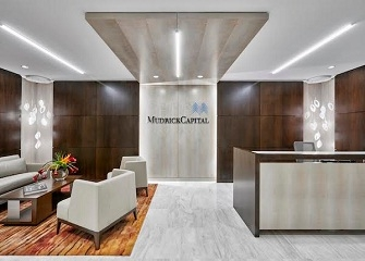 space planning interiors and branding firm mkda has designed a boutique office on the 6th floor at mitsui fudosan americas 527 madison avenue on behalf of capital office interiors