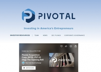 citybizlist : New York : Pivotal Acquisition Corp Announces