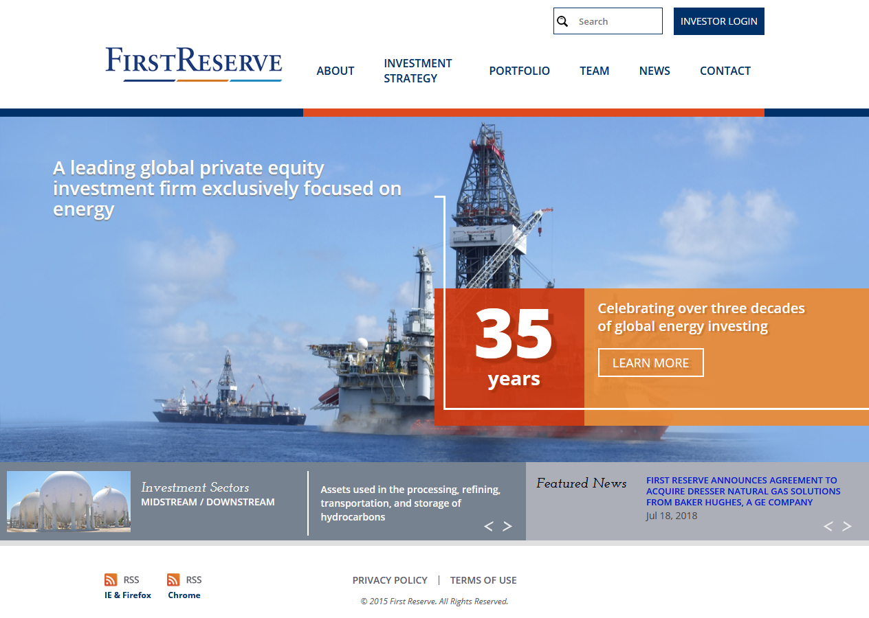 Citybizlist New York First Reserve To Acquire Dresser Ngs From Baker Hughes A Ge Company